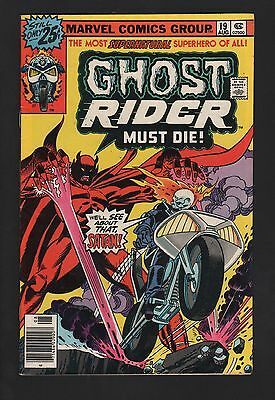 Ghost Rider #19 F 6.0 Off White Pages
