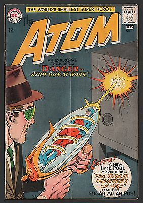 The Atom #12 VG- 3.5 Off White Pages