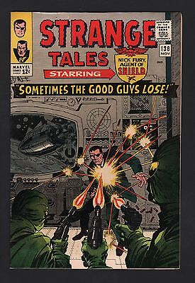 Strange Tales #138 VG/F 5.0 Off White Pages 1st Eternity