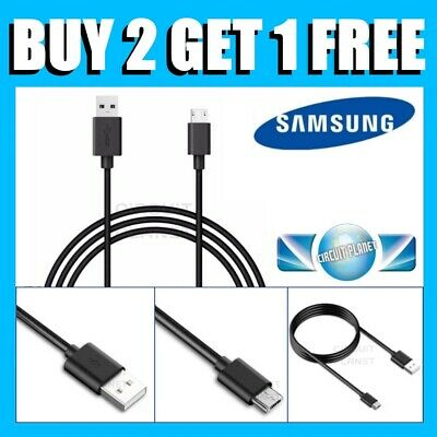 For Samsung Galaxy J3 (2017) Micro USB Sync Charger Charging Power Cable Lead