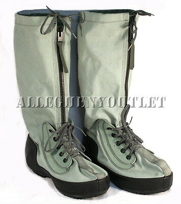 US Military Air Force Extreme Cold Weather MUKLUK BOOTS N-1B X-Small Sz 3-4 NEW