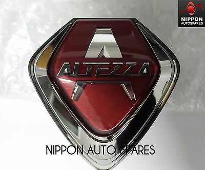 New Genuine Toyota Altezza / Lexus Is200 Front Grille Emblem Badge 75311-53010