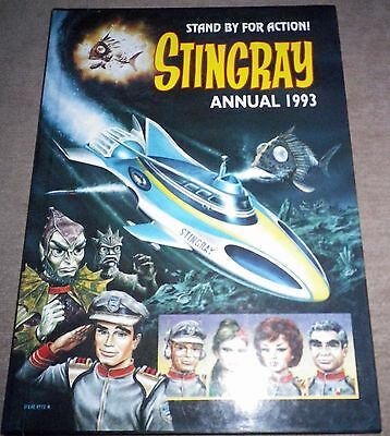 Stingray Annual 1993 Excellent Condition
