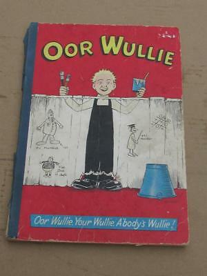 Vintage Oor Wulle 1958 Annual - Comic Interest   - Cheap Buy It Now