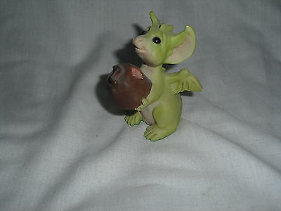 Collectible World POCKET DRAGON Want A Bite? 1993