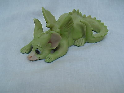 """Collectible World POCKET DRAGON """"Stalking The Cookie Jar"""" 1989"""