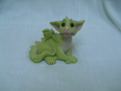 Collectible World POCKET DRAGON  In Trouble Again 1994