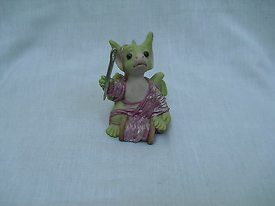 Collectible World POCKET DRAGON Will You Thread My Needle? 2000