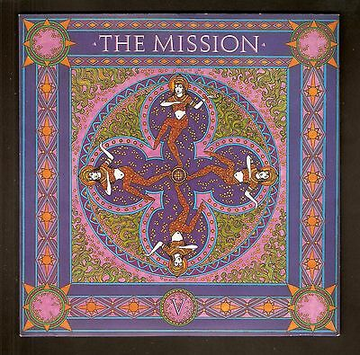 "The Mission - Severina  Bw Tomorrow Never Knows 7"" Vinyl 1987"