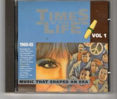 (HM899) Times Of Your Life Vol 1, 1960-65, 12 tracks various artists - 1993 CD