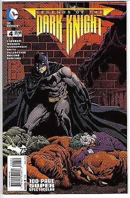 Legends Of The Dark Knight 100-Page Super Spectacular #4 Nm 2014 Batman Dc Comic