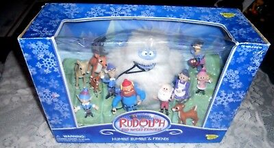 New Rudolph The Red Nosed Reindeer Humble Bumble & Friends