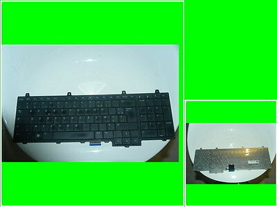 Touches clavier Dell Inspiron 1750