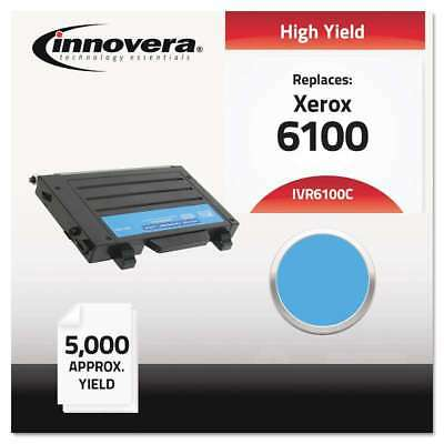 Innovera® Remanufactured 106R00680 (6100) High-Yield Toner, Cyan 686024124764