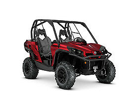 Can-Am® Commander™ XT™ 1000R Intense Red  with 0, for sale!