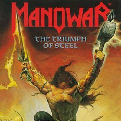 Manowar - Triumph of Steel [New CD] UK - Import