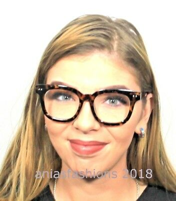 Thick & Chunky Frames Clear Lens Glasses Kingsman Style 1699
