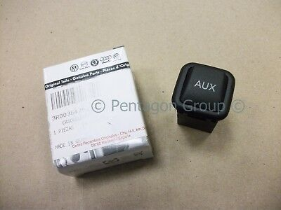 New Genuine Seat Exeo 2009-2014 AUX In Socket Plug 3R0035475 obs