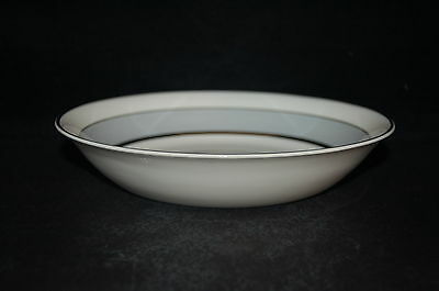 Pope Gosser Silver Dawn Coupe Soup Bowl