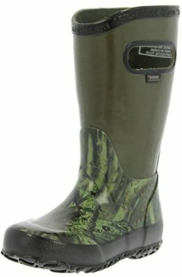 Bogs Boots Boys Kids Classic Rainboot Handles Insulated WP Hunt 71742