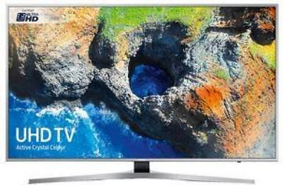 """Samsung 49"""" 4K HDR Ultra HD Smart TV Television Freeview & Freesat HD 