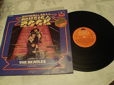 Lp Historia De La Musica Rock The Beatles