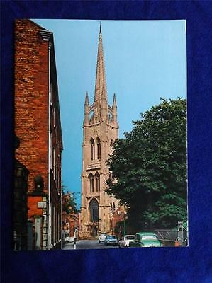 Guide To The Parish Church Of Saint James Louth England Hedley Warr Historical