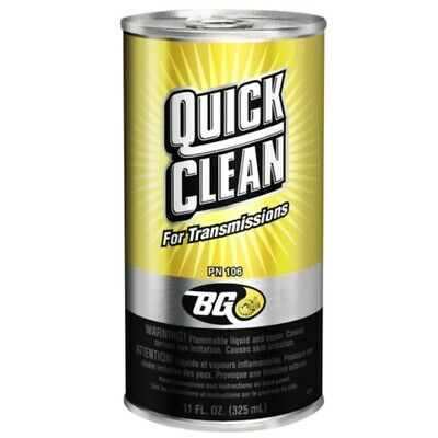 BG Quick Clean ATF Flush for Automatic Transmissions