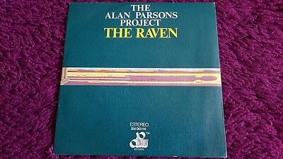 "The Alan Parsons Project ‎– The Raven , Vinyl, 7"", Single , 1977 , Spain"