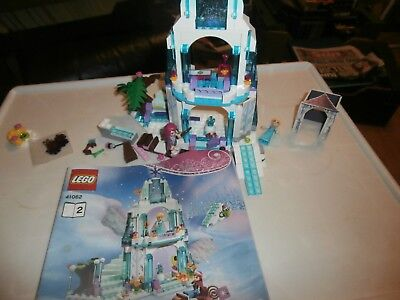 Lego 41062 Frozen Set Not Complete  Only Book 2  As Shown No Box