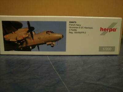 Herpa Wings 1:200 Northrop Grumman E-2C French Navy 556675