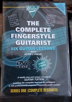 The Complete Fingerstyle Guitarist - Series 1 (DVD)