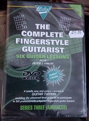 The Complete Fingerstyle Guitarist - Series 3 (DVD)