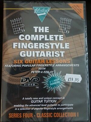 The Complete Fingerstyle Guitarist - Series 4 (DVD)