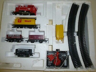 Hornby Goods Train Set R.683 1970s boxed