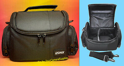 MEDIUM SIZE CASE BAG to CAMERA NIKON D3000 D3100 D3200 D3300 D3400 D3500 DSLR