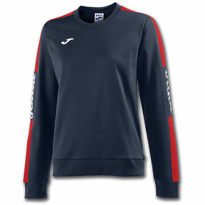 JOMA FELPA CHAMPION IV DONNA NAVY-ROSSO Uniforms
