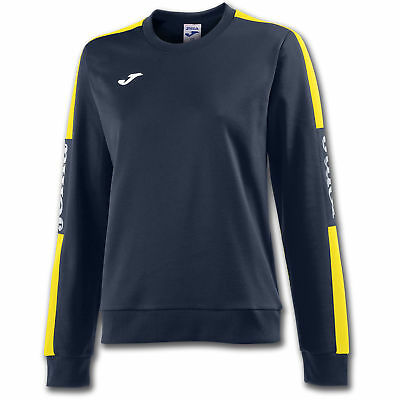 JOMA FELPA CHAMPION IV DONNA NAVY-GIALLO Uniforms