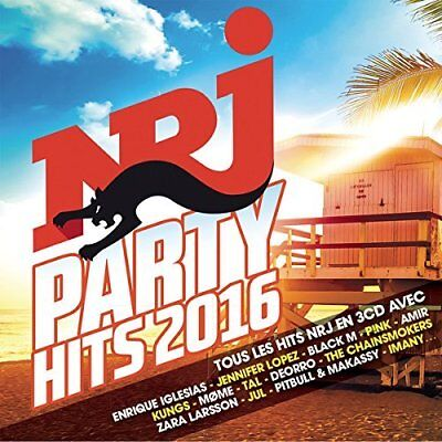 Nrj Party Hits 2016 Various Artists CD