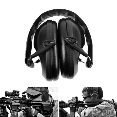 Hunting Tactical Noise Canceling Electronic Ear Muffs Protection For Shooting