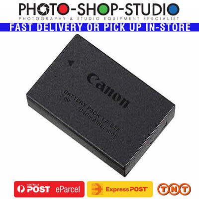 Canon LP-E17 Lithium-ion Battery for Canon 750D 760D (Genuine) 1040 mAh 7.2 V