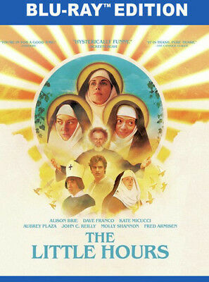 Little Hours (REGION A Blu-ray New)