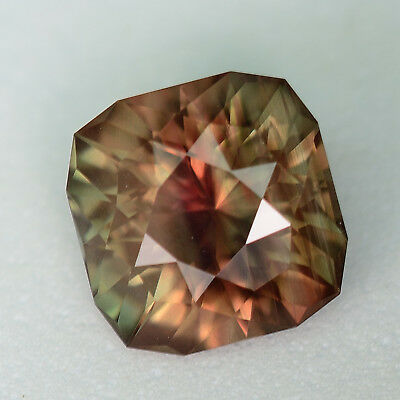 CUSTOM CUT - 9MM - 3.04ct - OREGON SUNSTONE - USA