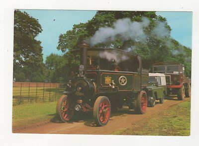 Foden Tractor Postcard 647a