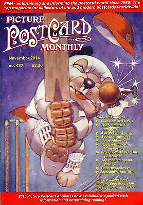 Picture Postcard Monthly - Issue 427 - November 2014