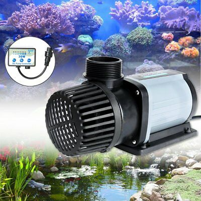 JEBAO/JECOD DCS 3000 4000 5000 7000 9000 12000 DC AQUARIUM PUMP Submerge Pond