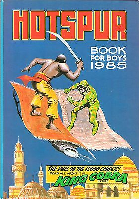 Hotspur Book For Boys 1985 [H/b]