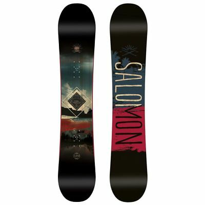 Salomon Pulse Snowboard Set 2018 mit Bindung Pact