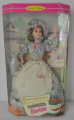 Barbie, Pioneer Barbie, Second Edition, American Stories Collection, Collectors