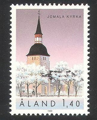 Aland 1988 Church/Buildings/Architecture/Religion 1v (n39136)